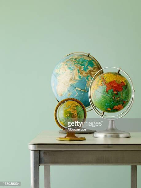 Stilleben-Globe B