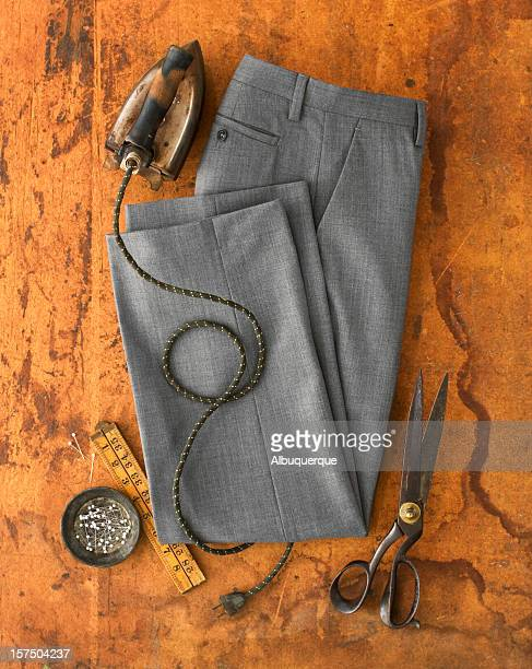 Still Life-Grey Pants