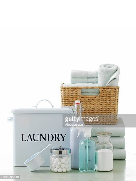 Still Life-Vintage Laundry Supplies