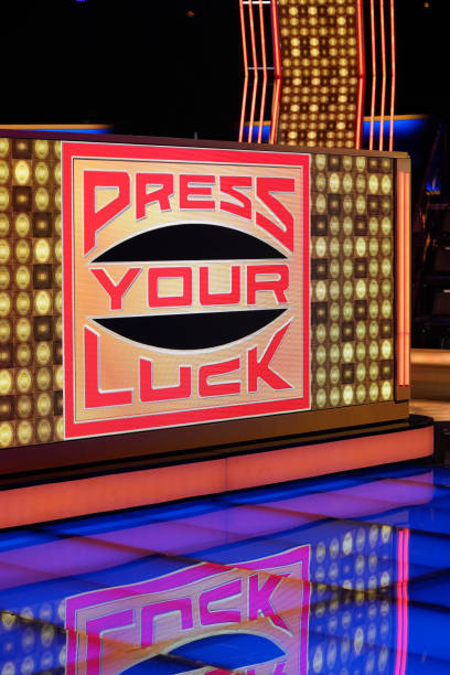 "CA: ABC's ""Press Your Luck"" - Season Two"