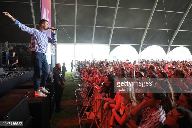 Still Woozy performs onstage for Day 1 of 2019 Governors Ball Music Festival at Randall's Island on May 31 2019 in New York City