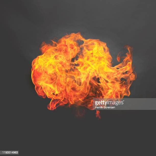 stilllife of fireball - extinguishing stock pictures, royalty-free photos & images