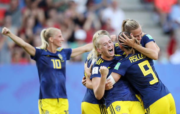 FRA: Germany v Sweden: Quarter Final  - 2019 FIFA Women's World Cup France