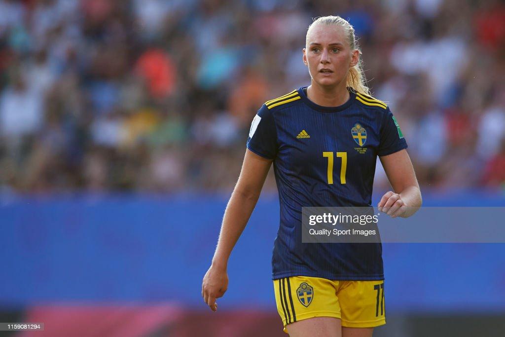 Germany v Sweden: Quarter Final  - 2019 FIFA Women's World Cup France : News Photo