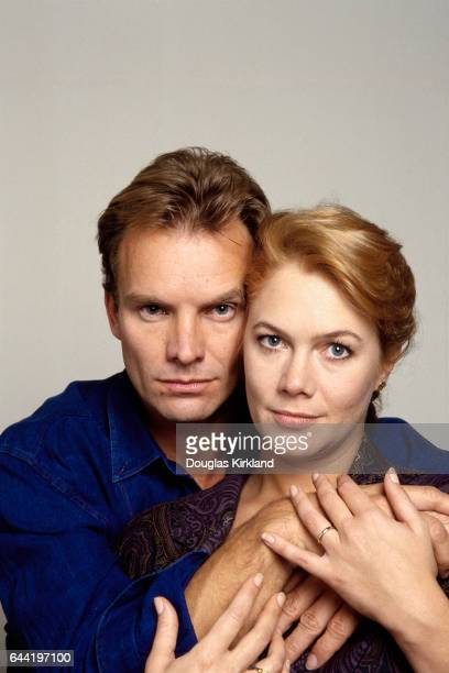 Sting and Kathleen Turner star together in the 1987 Peter Del Monte film Julia and Julia in which Turner plays the title role of Julia