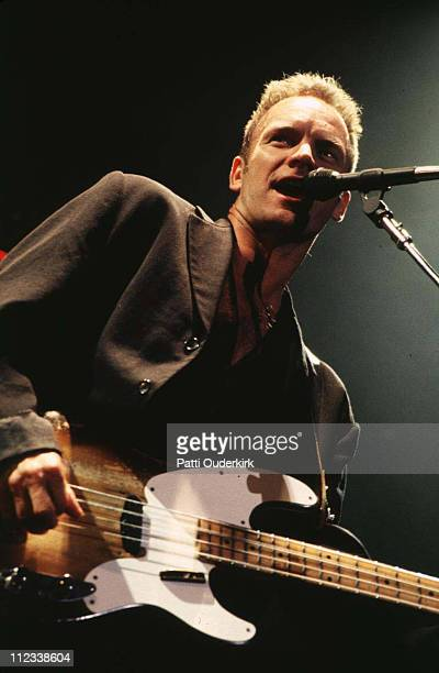 Sting during Sting in Concert at Brendan Byrne Arena 1994 at Brendan Byrne Arena in East Rutherford New Jersey United States
