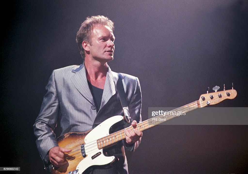Sting : Nachrichtenfoto