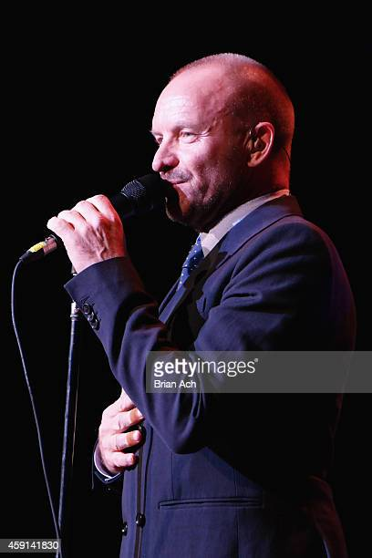 Sting performs onstage at the ASCAP Centennial Awards at Waldorf Astoria Hotel on November 17 2014 in New York City