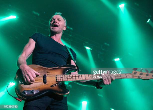 Sting Shaggy perform onstage at The Roundhouse on May 19 2019 in London England