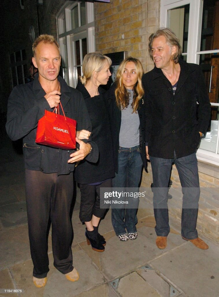 Celebrity Sightings at Muse of Mayfair - October 4, 2006