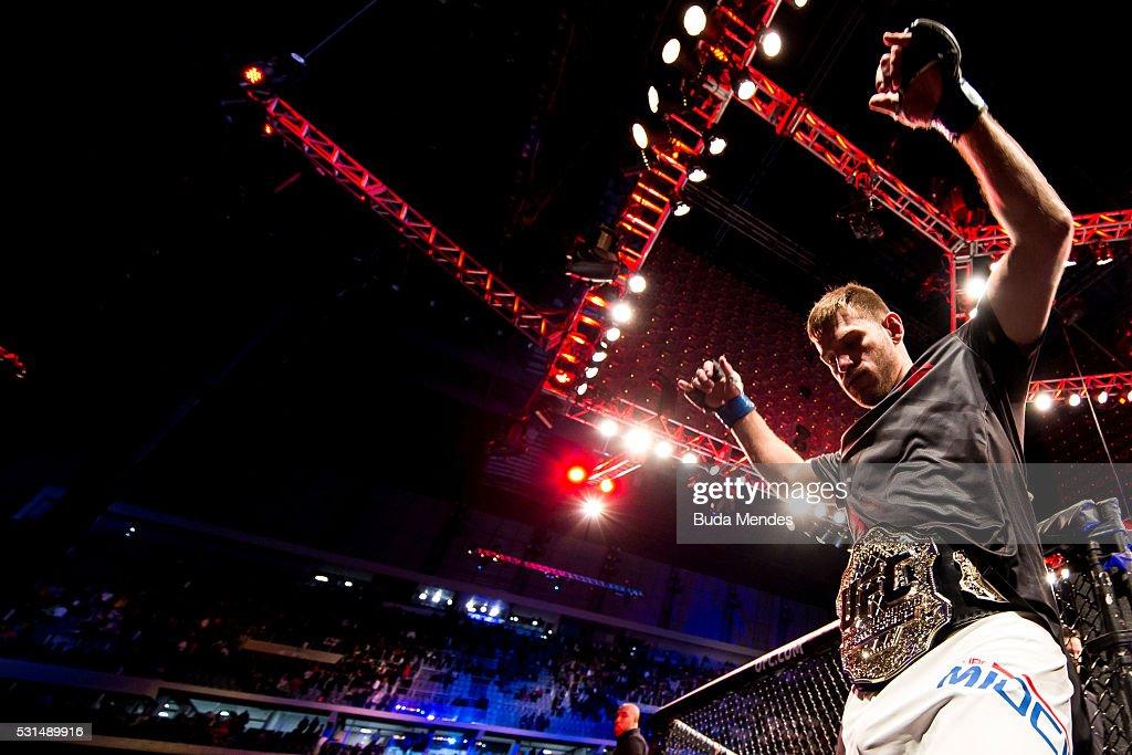 UFC 198: Werdum v Miocic