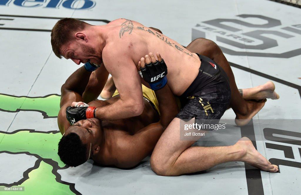 UFC 220: Miocic v Ngannou : News Photo