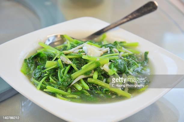Stir-fried vegs