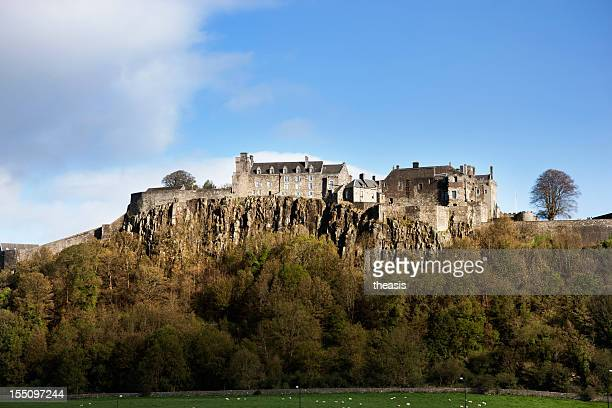 stirling castle - stirling stock pictures, royalty-free photos & images