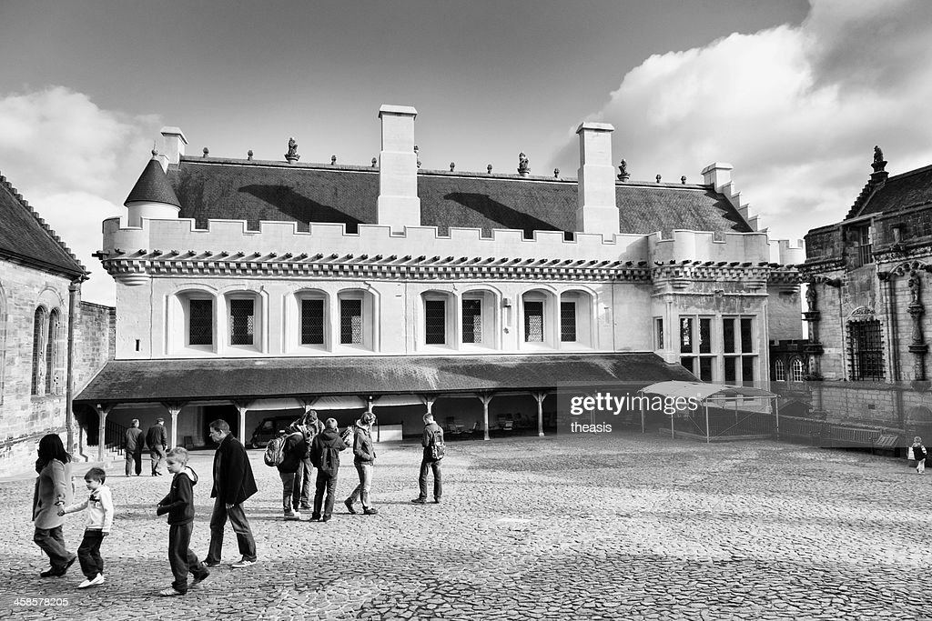 Stirling Castle : Stock Photo
