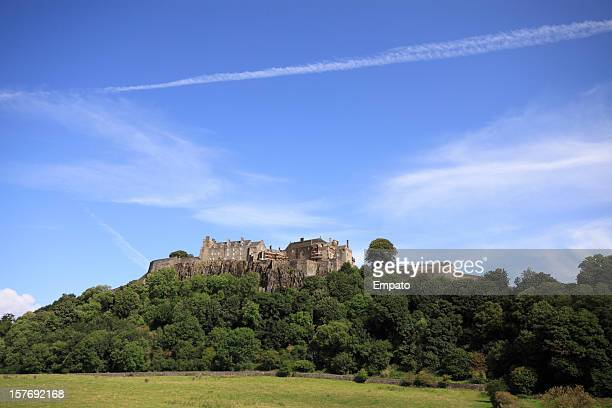 stirling castle, scotland. - stirling stock pictures, royalty-free photos & images
