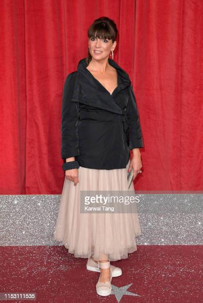 Stirling Gallacher attends the British Soap Awards at The Lowry Theatre on June 01 2019 in Manchester England