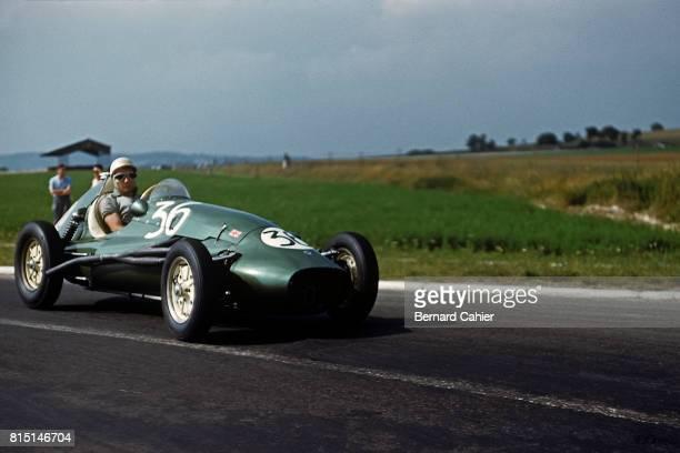 Stirling Moss CooperAlta Grand Prix of France Reims France July 5 1953