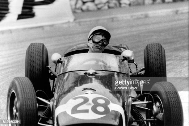 Stirling Moss CooperClimax T51 Grand Prix of Monaco Monaco May 29 1960