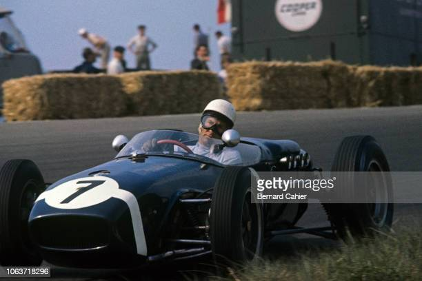 Stirling Moss LotusClimax 18 Grand Prix of the Netherlands Circuit Park Zandvoort 06 June 1960 Stirling Moss started from pole position in the 1960...