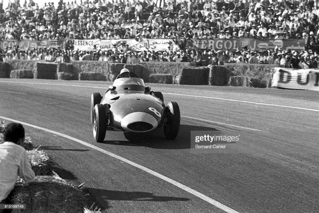 Moss, Grand Prix Of Morocco : News Photo
