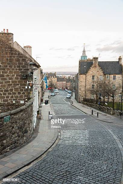 stirling old town - theasis stock pictures, royalty-free photos & images