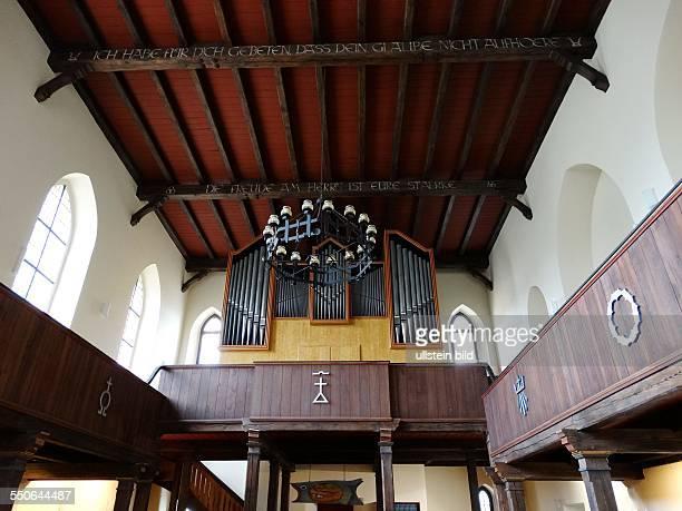 StMichael Kirche RudolfBreitscheidStr27 in Woltersdorf bei Berlin im Landkreis OderSpree in Brandenburg