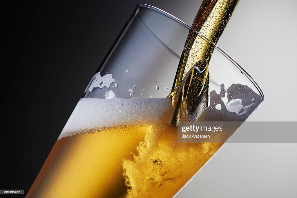 Stock Beer : Stock-Foto