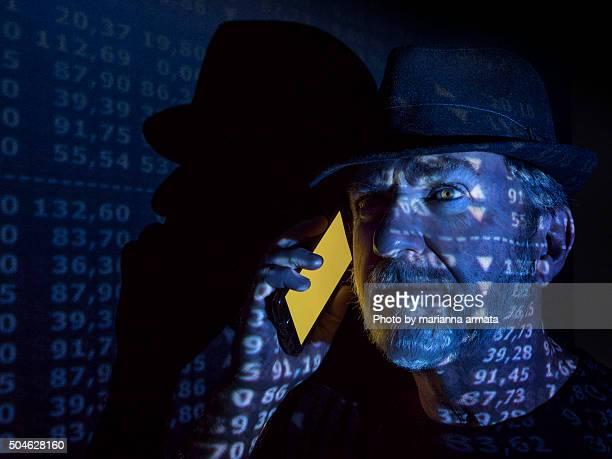 stock broker - financiële cijfers stockfoto's en -beelden