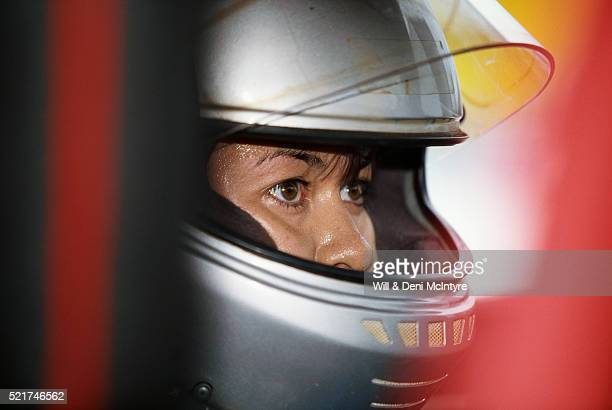 stock car driver leilani munter - leilani munter stock pictures, royalty-free photos & images