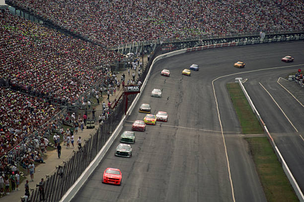 Stock Car Racing at Dover Downs International Speedway