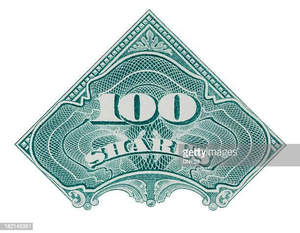 Stock Certificate 34