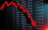 Stock Exchange Market Is Crashing
