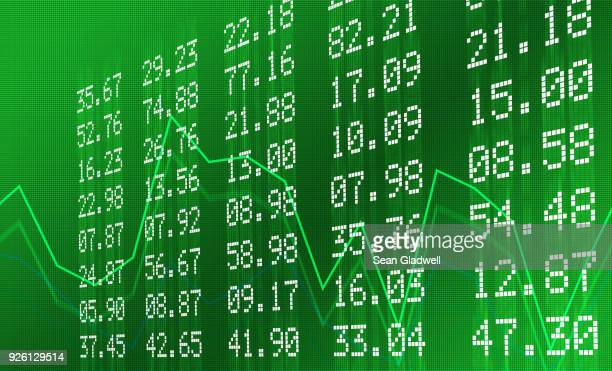stock market - bid stock photos and pictures