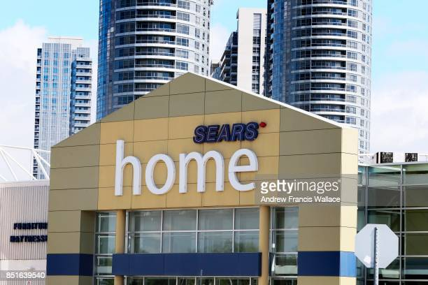TORONTO ON JUNE 21 Stock picture of Sears stores June 21 2017 Sears Canada says that its survival is in doubt liquidity having dried up