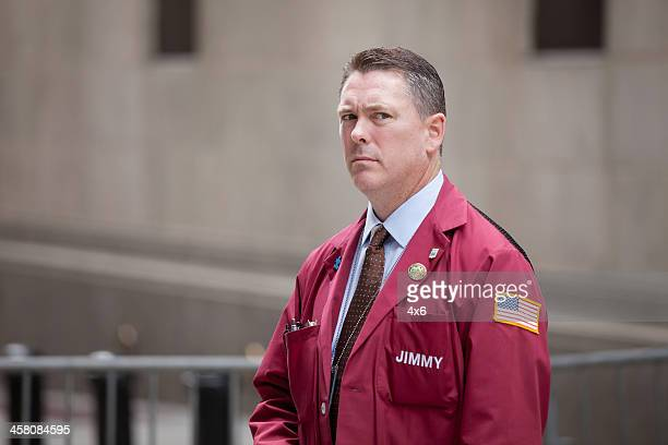 stock trader outside of nyse - nyse stock pictures, royalty-free photos & images