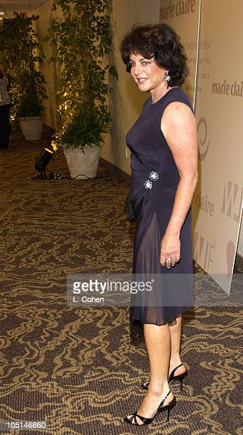 Stockard Channing during 2003 Women In Film Crystal Lucy Awards Show at Century Plaza Hotel in Los Angeles California United States