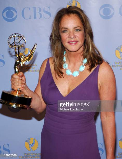 Stockard Channing during 32nd Annual Daytime Emmy Awards Press Room at Radio City Music Hall in New York City New York United States