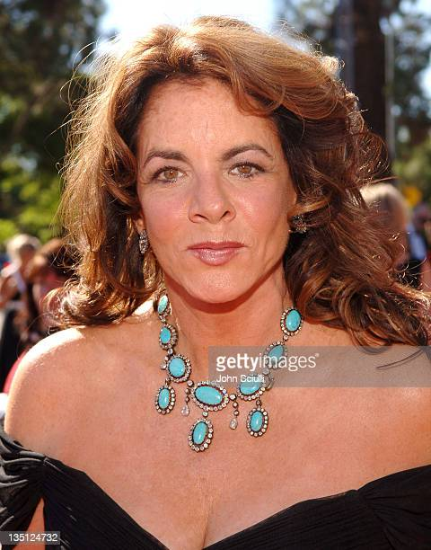 Stockard Channing during Audi Arrivals at the 58th Auunaul Primetime Emmy Awards at Shrine Auditorium in Los Angeles CA United States
