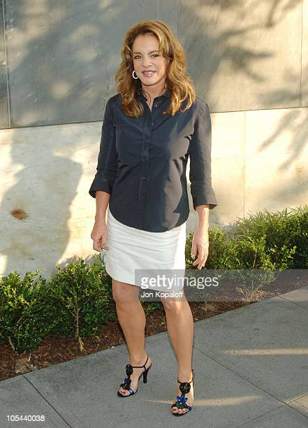 Stockard Channing during CBS Summer 2005 Press Tour Party at Hammer Museum in Westwood California United States