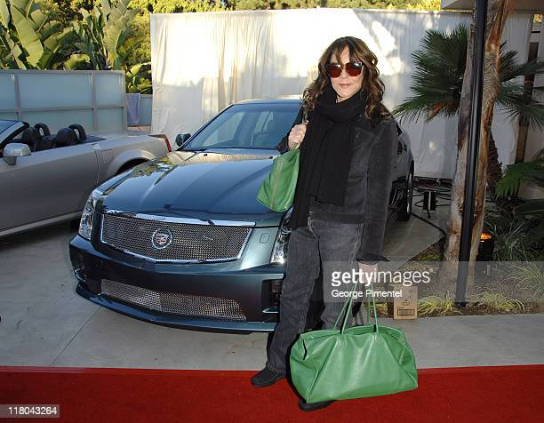 Stockard Channing during Haven House 2007 Oscar Suite Day 3 at Private Residence in Beverly Hills California United States