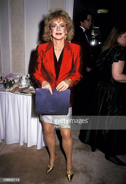 Stockard Channing during Manhattan Theater Club's Spring Gala May 6 1991 at NY Hilton Hotel in New York City New York United States