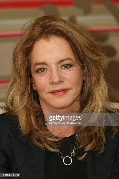 Stockard Channing during 'Red Mercury' Photocall at Covent Garden Hotel in London England Great Britain