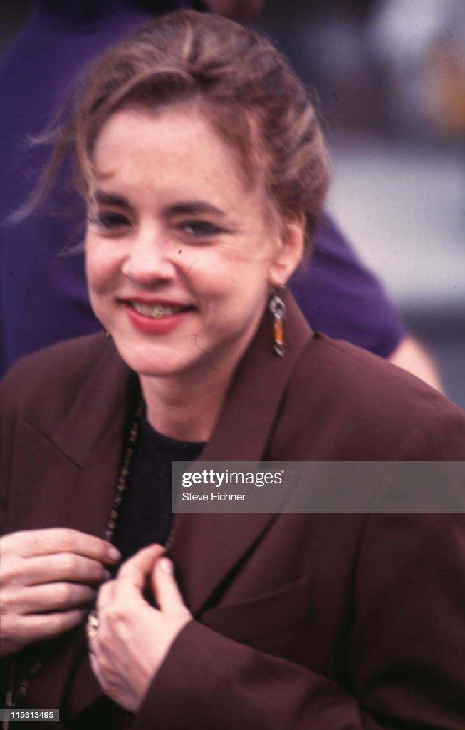 Stockard Channing at Strand Bookstore - 1993