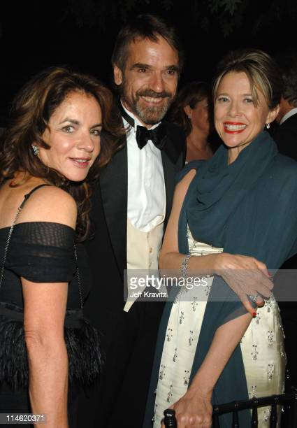 Stockard Channing Jeremy Irons and Annette Bening