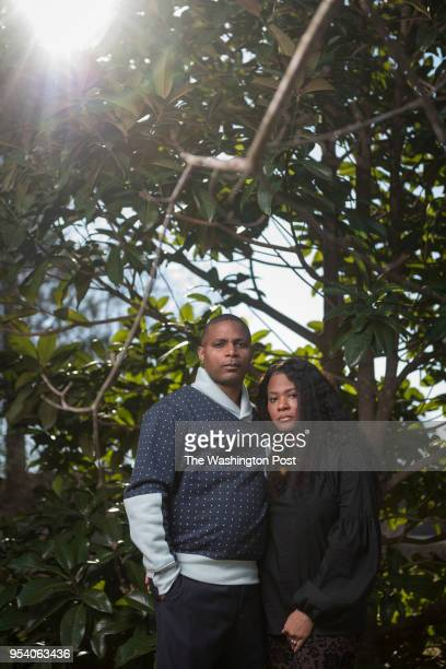 Stockbridge, GA, January 21, 2018. Jonjelyn and Tim Savage at their home in Stockbridge, GA. The Savages believe that their daughter Joycelyn Savage...