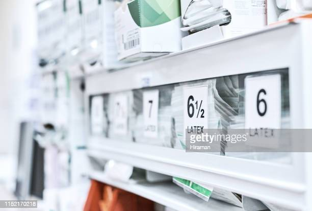 stocked with life saving supplies - storage room stock pictures, royalty-free photos & images
