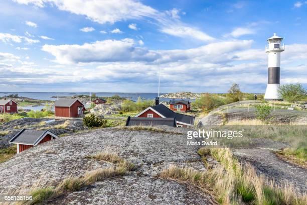 Stockholm archipelago - Island Huvudskär