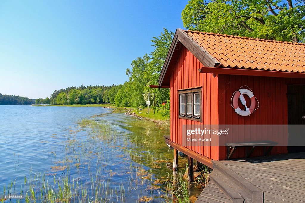 Stockholm Archipelago ängsö National Park Stock Photo Getty Images