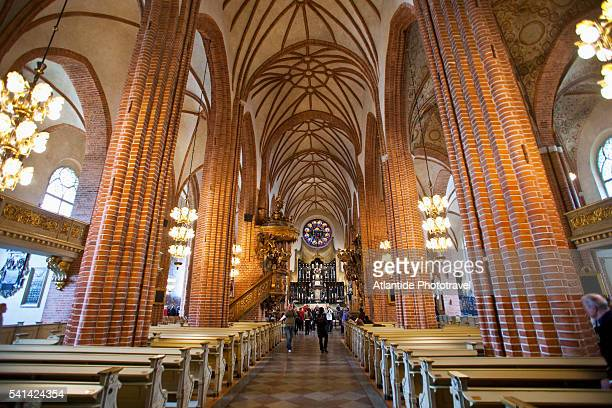 stockholm cathedral, stockholm, sweden - stockholm cathedral stock pictures, royalty-free photos & images